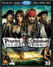 Pirates of the Caribbean: On Stranger Tides Five-Disc Combo