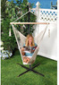 Bliss Hammocks Tahiti Cotton Hammock Chair