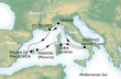 7-Night Mediterranean Cruise Incl. Italy, Spain & France