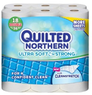18-count Quilted Northern Double Rolls Bath Tissue