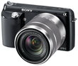 Sony NEX-F3 16MP Mirrorless Digital Camera w/ 18-55mm Lens