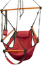 Outdoor Solid Wood Hanging Hammock Chair