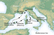 7-Night Mediterranean Cruise Including Italy, Spain & France