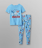 Joe Boxer Toddler Boys' Baseball Pajamas