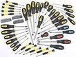 JEGS Performance 68-pc Screwdriver and Bit Combo Set