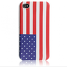 American Flag Case for iPhone 4 / 4S