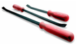3-piece Craftsman Curved Screwdriver Pry Bar Set in Tray
