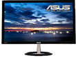 ASUS VX238H 23 LED Backlight LCD Monitor + Dual HDMI Cable