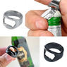 Stainless Steel Finger Ring Bottle Opener
