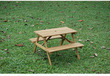 Annika Kids Picnic Table and Bench Set