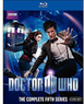 Doctor Who: The Complete Fifth Series (Blu-ray Disc)