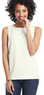Women's Zip Back Shell Sleeveless Shirt