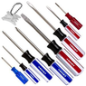 Husky Phillips & Slotted Screwdriver Set (9-Piece)