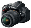Nikon D5100 16MP DSLR w/ 18-55mm Lens (Refurbished)