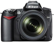 Nikon D90 SLR Camera w/ 18-105mm Lens + 16GB Memory Card