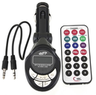 4-in-1 Car MP3 Player FM Transmitter