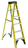 Werner 6-Foot Fiberglass Step Ladder