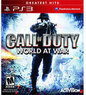 Call of Duty: World at War Greatest Hits (PS3)