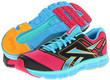 Reebok Dual Turbo Fire Neon Women's Sneakers