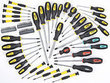 Jegs Performance Products 68-Pc. Complete Screwdriver Set