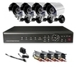 Zmodo 8-Channel 4-Camera DVR Surveillance System
