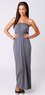 Women's Seamless Maxi Dress