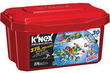 K'NEX 375-Piece Deluxe Value Tub