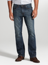 New York Men's Bootcut Jeans