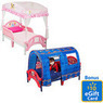 Canopy/Tent Toddler Bed + $10 Gift Card