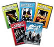 Fast & Furious: 1-5 Bundle on DVD