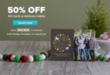 Mixbook - 50% Off Cards & Address Labels