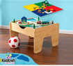 KidKraft 2-in-1 Wooden Activity Table