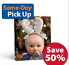 Walmart - 50% Off Select Photo Canvases