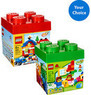 Lego 600 Pc. Building Kit or Lego Duplo 85 Pc. Building Kit