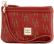 Dooney & Bourke Handbag Signature Medium Wristlet