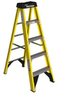 Werner 5 ft. Fiberglass Step Ladder