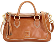 Dooney & Bourke Florentine Medium Savannah Satchel