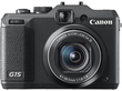 Canon PowerShot G15 Compact Digital Camera