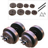 Gold's Gym 40 lb Vinyl Dumbbell Set