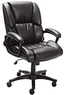 Realspace Caldina II Bonded Leather Mid-Back Chair