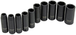 Craftsman Evolv 10pc Deep Impact Sockets (Metric or SAE)