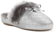 Michael Kors Carter Faux-Fur Slippers