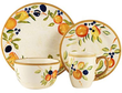 Casamoda 16-pc. Orchard Dinnerware Set