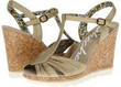 Skechers Women's Cutting Edge Wedge Sandals