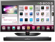 LG 55 LED Smart TV and Sound Bar
