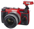 Pentax Q10 12.4MP Compact System Camera w/ Zoom Lens