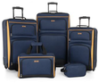 Chaps Voyager Pro 5-Pc. Luggage Set