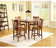 Mainstays 5-Piece Counter Height Dining Set