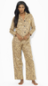 Women's Sateen Pajama Set