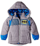Toddler Boys' Retro Batman Hooded Coat